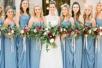 Top 5 sắc màu đám cưới được ưa chuộng trong mùa thu năm nay