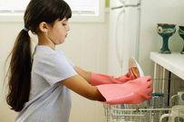 Lợi ích của việc dạy trẻ làm việc nhà mẹ không thể ngờ tới