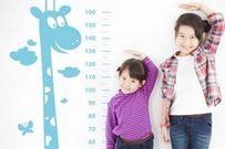 Giáo sư Úc hướng dẫn tính chiều cao tối đa của trẻ