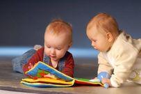 8 lợi ích ít ai biết của việc đọc sách cho con nghe