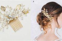 25 món phụ kiện tóc không thể thiếu cho mọi cô dâu