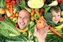 Chồng ăn nhiều rau trước khi vợ thụ thai con sinh ra sẽ thông minh và khỏe mạnh
