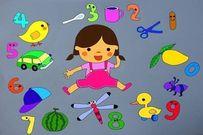 Tuyệt chiêu giúp mẹ dạy con 4 tuổi học toán ở nhà hiệu quả