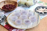 Chia sẻ cách làm bánh trung thu rau câu nhân đậu đỏ giòn dai ai nấy đều mê