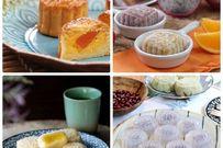 Công thức 5 loại bánh Trung thu mới, hấp dẫn và ngon miệng mẹ có thể trổ tài ngay tại nhà