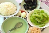 18 thực đơn ở cữ sau sinh mổ bác sĩ khuyên sản phụ ăn để SỮA VỀ NHIỀU