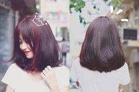 Các kiểu tóc ngắn ngang vai đẹp tự nhiên đang gây sốt trong giới trẻ