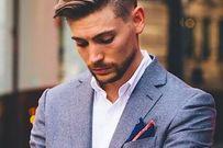 Top 5 kiểu tóc đẹp cho nam có khuôn mặt gầy luôn cuốn hút phái nữ