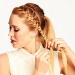 Hướng dẫn chi tiết 4 cách tết tóc mái dễ thương cho bạn gái đi làm, dạo phố, dự tiệc