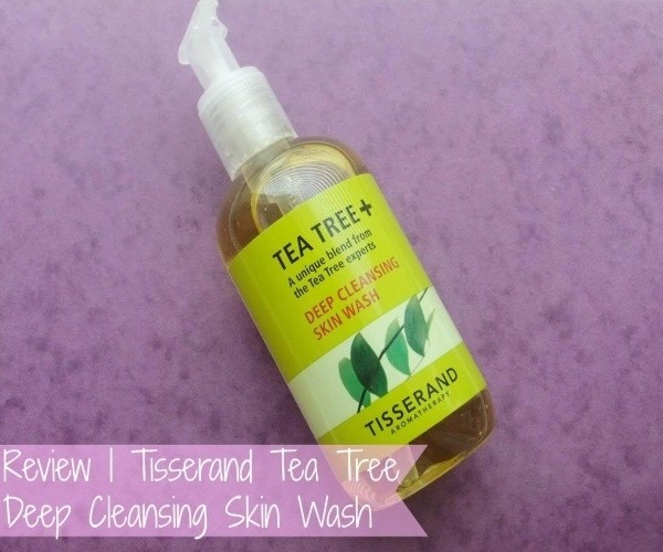 dau goi cho toc dau tisserand tea tree deep cleansing shampoo