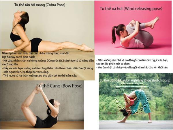 giam can nhanh tai nha bang yoga