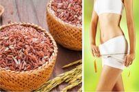 Áp dụng cách giảm cân sau sinh bằng gạo lứt mẹ sẽ giảm từ 5 - 7kg mỗi tháng