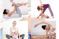 6 bài tập thể dục giảm cân sau sinh nhanh chóng nhưng an toàn sức khỏe