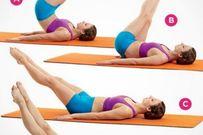 Trọn bộ 18 bài tập giảm mỡ bụng hiệu quả tại nhà cho nam và nữ