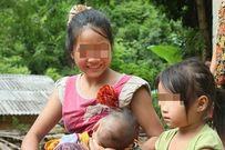 Nhiều trẻ em đang bị ép buộc làm cha mẹ