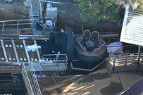 Lật ván trượt trong công viên giải trí ở Úc, 4 du khách tử nạn