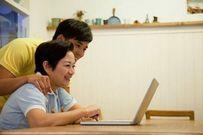 Mẹ chồng thời online