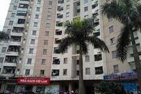 Hà Nội: Rơi từ tầng 11 chung cư, cháu bé 8 tuổi tử vong