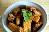 Cách nấu thịt kho đậu phụ ngon bổ rẻ cho mọi nhà