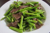 Cách làm măng tây xào thịt bò đơn giản mà thơm ngon