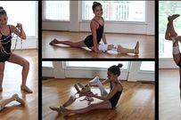 Cô gái ung thư trở thành vũ công ballet dù chỉ có 1 chân khiến triệu người nể phục