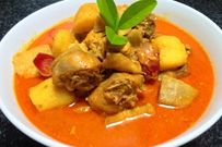 Cách nấu món cà ri gà thơm ngon béo bổ chuẩn Ấn Độ