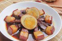 Cách làm món thịt kho trứng ngon tuyệt đỉnh