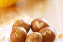 Cách làm món trứng kho in hình cực kỳ ấn tượng và đẹp mắt