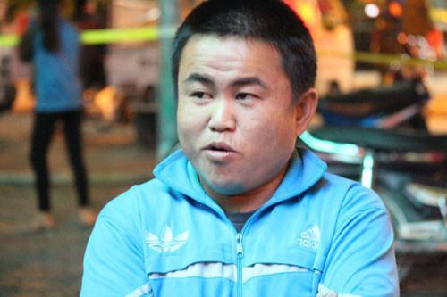 nhan chung vu chay tren duong tran thai tong co nguoi nhay tu tang 3 xuong thoat than 1.jpg