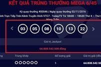 Người Việt Nam thứ 2 trúng gần 65 tỷ đồng xổ số kiểu Mỹ