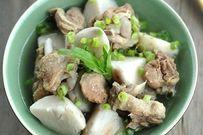 Cách chế biến món vịt om khoai sọ đơn giản ngon bổ dưỡng