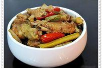 Công thức nấu thịt vịt kho sả đơn giản thơm ngon