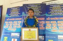 Nữ sinh đoạt giải Quốc gia, 'trượt' ĐH: 'Em đang ở nhà chăn trâu'