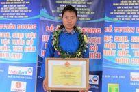 Nữ sinh Hà Giang khóc nức nở khi biết tin được nhập học