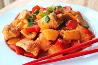 Cách làm gà xào chua ngọt kiểu Thái tuyệt ngon cho bữa cơm cuối tuần