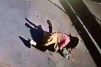 Bé trai 6 tuổi bị bắt cóc giữa ban ngày, người đi đường chứng kiến thờ ơ