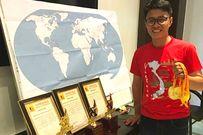 """Hành trình chàng trai học """"yếu toàn diện"""" chinh phục bốn kỷ lục thế giới"""