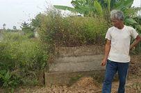 Tin mới nhất vụ hài cốt chôn trộm ở Thái Bình