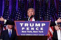 Tân Tổng thống Donald Trump: 'Tôi sẽ là một tổng thống cho tất cả người dân Mỹ'
