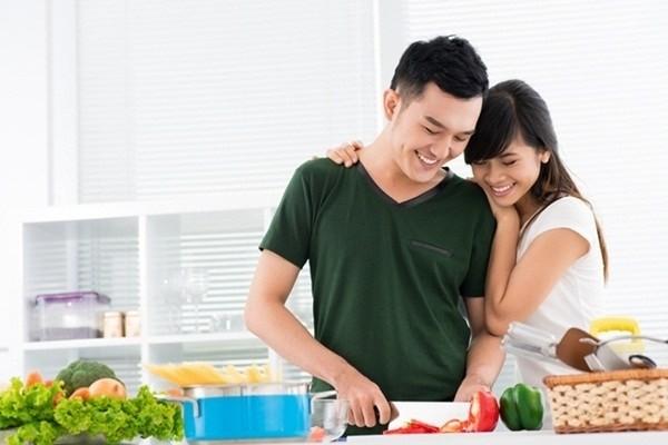 thuc pham giup vo chong som sinh con trong nam 2017