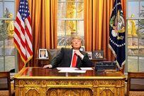 Nhà Trắng sẽ dát vàng đón tân Tổng thống Donald Trump