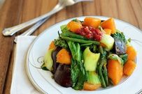 Cách làm món rau xào thập cẩm thơm ngon bổ dưỡng cho bữa cơm gia đình