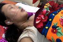 Chồng đánh vợ tổn thương sọ não, nhập viện cấp cứu
