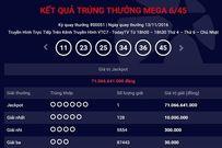 Người Việt Nam thứ 3 trúng xổ số hơn 71 tỷ đồng