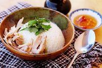 Công thức chế biến cơm gà luộc hấp dẫn thơm ngon