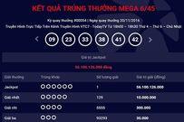 Người trúng độc đắc hơn 56 tỷ mua vé tại Bà Rịa - Vũng Tàu
