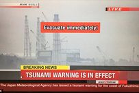 Động đất 7,3 độ richter rung chuyển Nhật Bản, đã có sóng thần