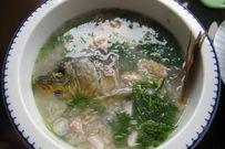 Cách nấu món cháo cá chép an thai cho bà bầu bồi bổ