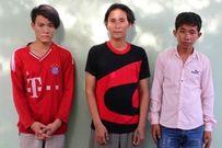 3 thanh niên khống chế chồng, hiếp dâm vợ, cướp 6.000 đồng