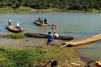 Bình Phước: Lật thuyền trên sông Lấp, 4 người tử vong
